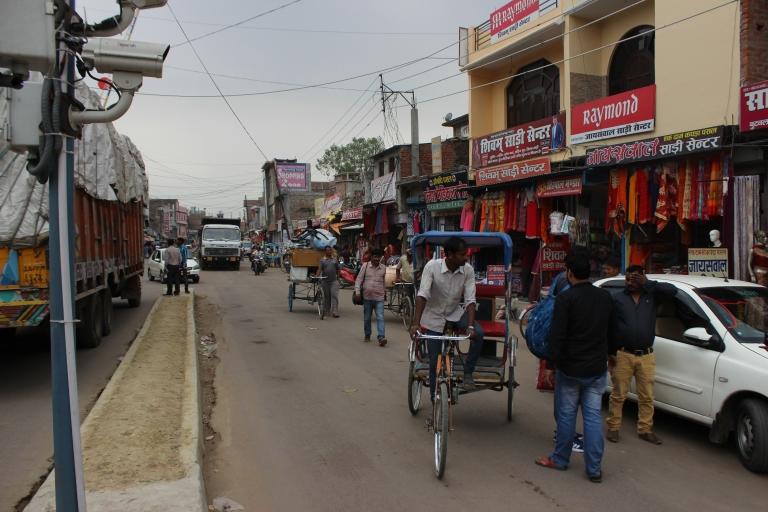 Sonauli Town